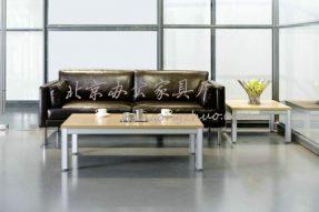 真皮沙发-105