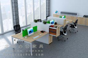 办公桌隔断-112
