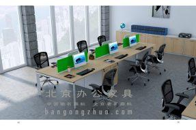 办公桌隔断-111