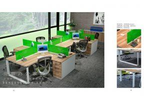 办公桌隔断-113