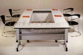折叠会议桌-105